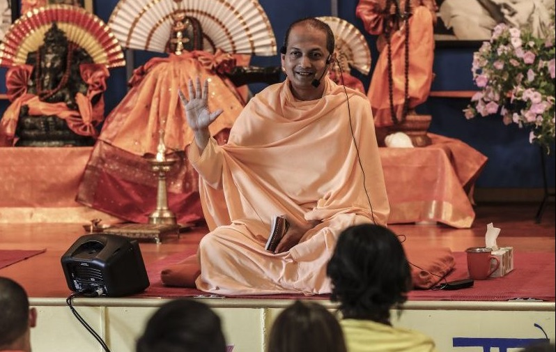 Drg Drsya Viveka — Analysis of the Seer and the Seen at the Sivananda Yoga Ranch