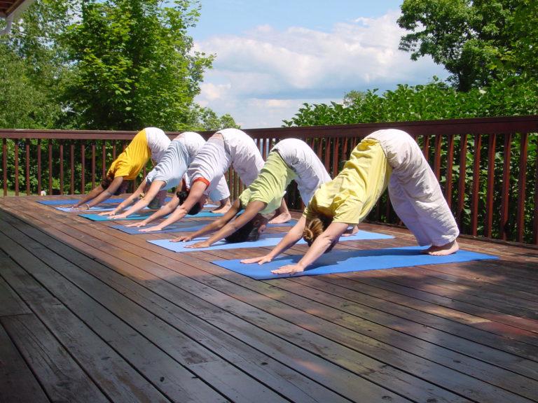 Yoga 1 Online