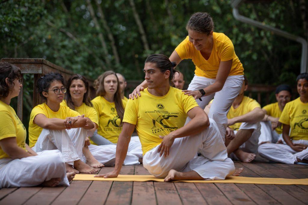 TTC | Sivananda Yoga Ranch | Yoga Teachers Training Course | New York | Yoga Alliance Certified