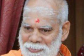 "<div style=""line-height:1.3; color: #efa110; font-family: catamaran"">Swami Vashistananda</div>"