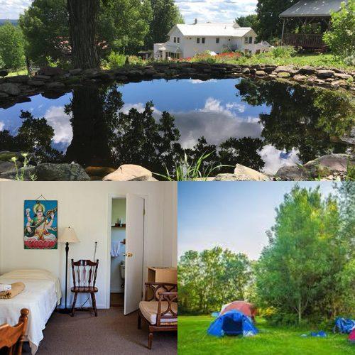 Residential & Karma Yoga Programs